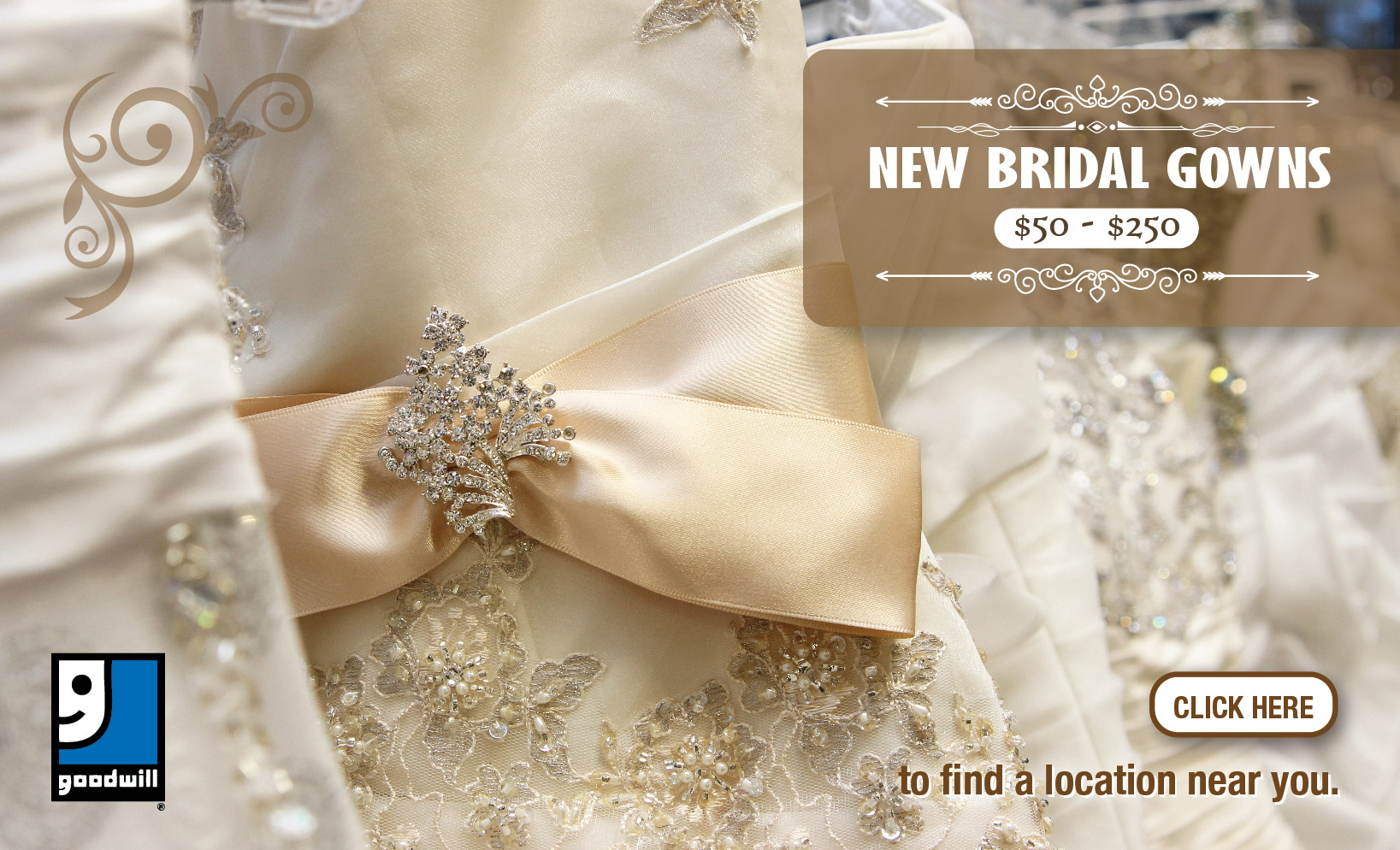 Goodwill industries of central illinois for Donate wedding dress goodwill
