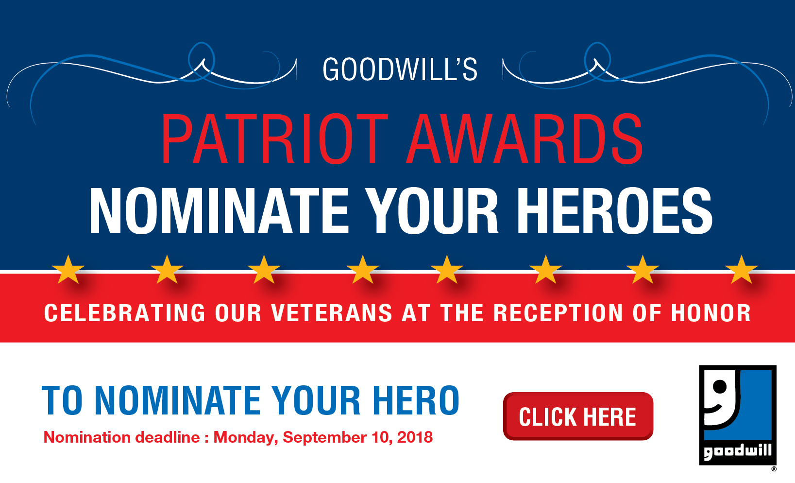 Nominate Your Hero Goodwill Of Central Il