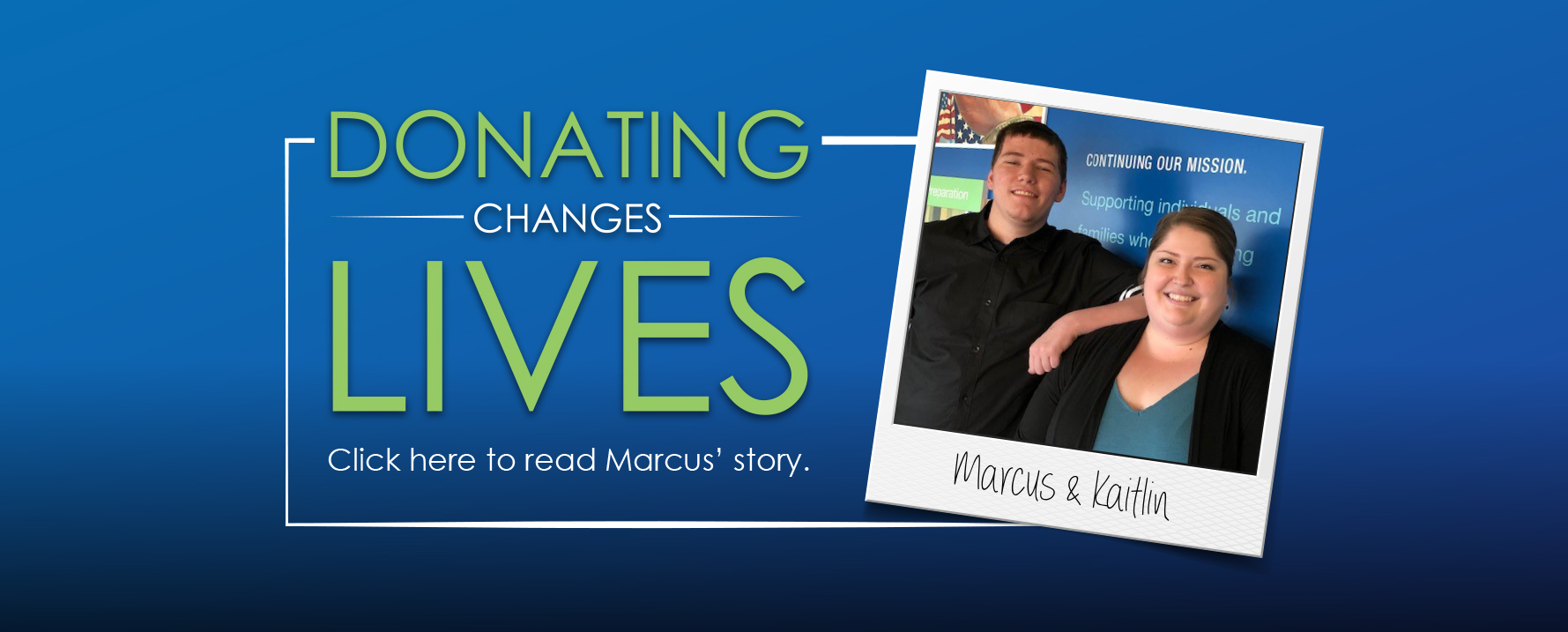 Success Through Support: Marcus' Story