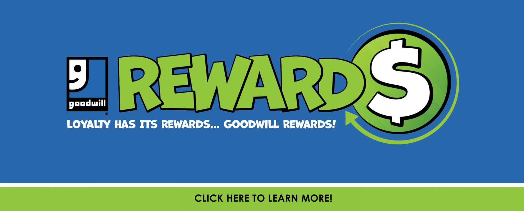 Goodwill Rewards